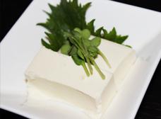 自家製クリームチーズ冷奴風