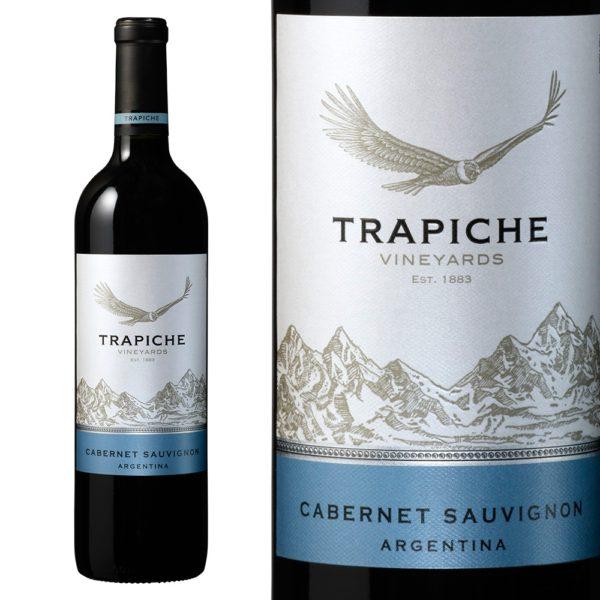 【ボトルワイン】赤 トラピチェ(アルゼンチン)